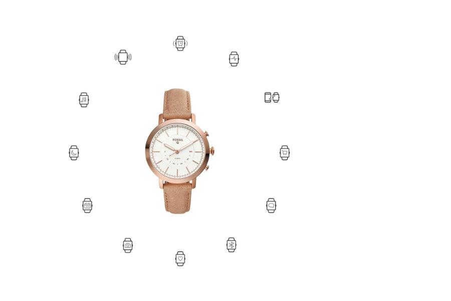 Hybride horloge - Daily Cappuccino - Lifestyle Blog