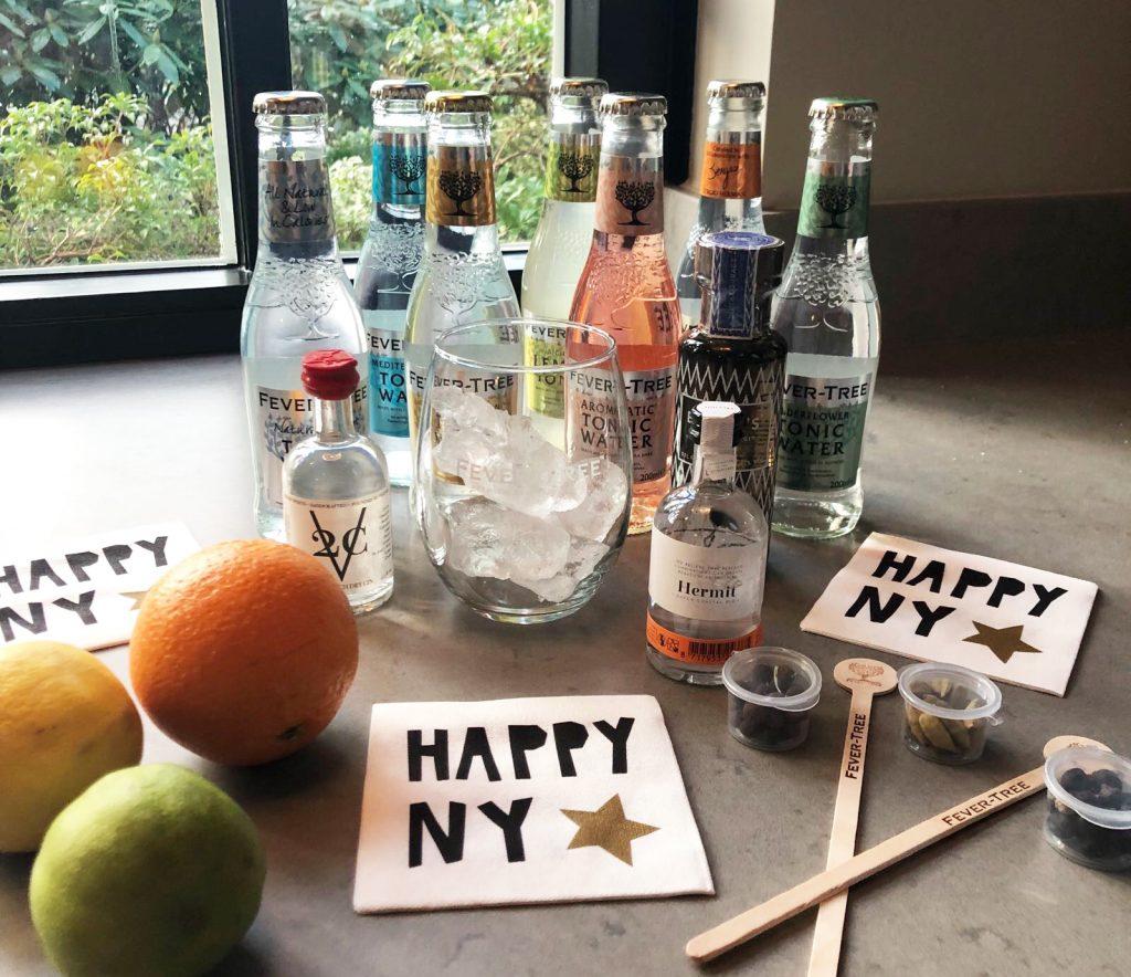 Zelf aan de slag met Gin-Tonic's - Daily Cappuccino - Lifestyle Blog