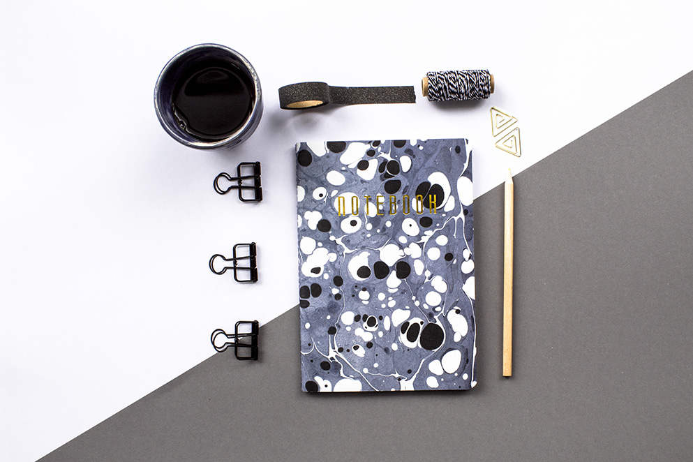5mm Paper notebooks - Daily Cappuccino - Lifestyle Blog
