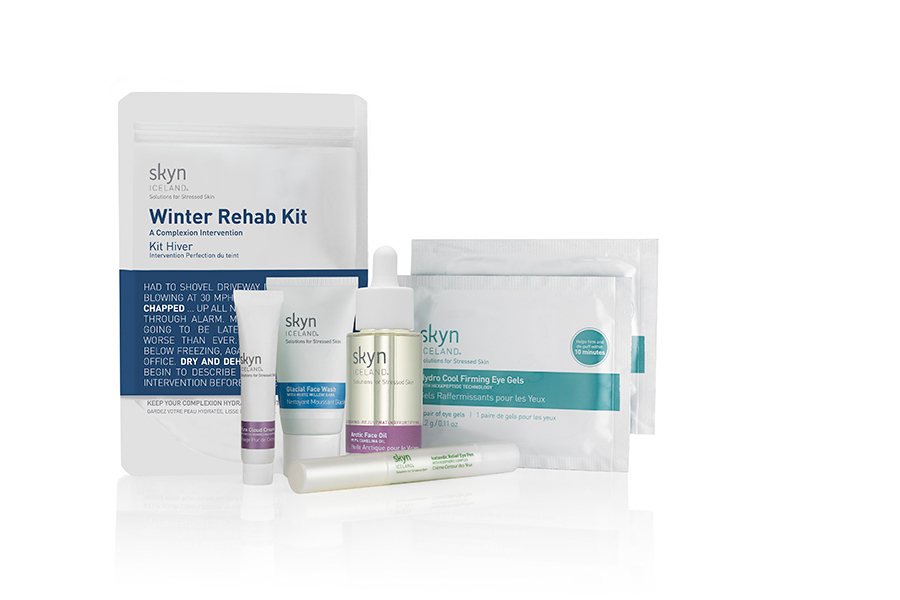 Review: skyn ICELAND Winter Rehab Kit - Daily Cappuccino - Lifestyle Blog