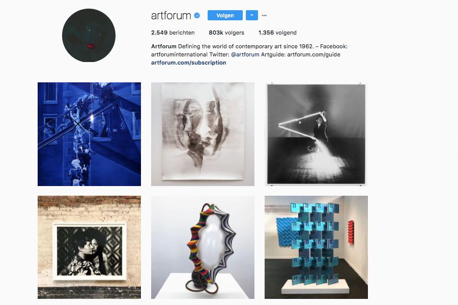 5 x de leukste arty Instagram accounts om te volgen - Daily Cappuccino - Lifestyle Blog