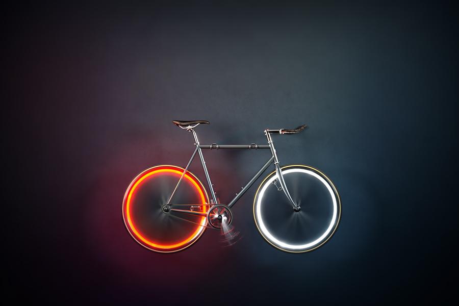 Arara fietslampen: veilig, kleurrijk én zonder batterij - Daily Cappuccino - Lifestyle Blog