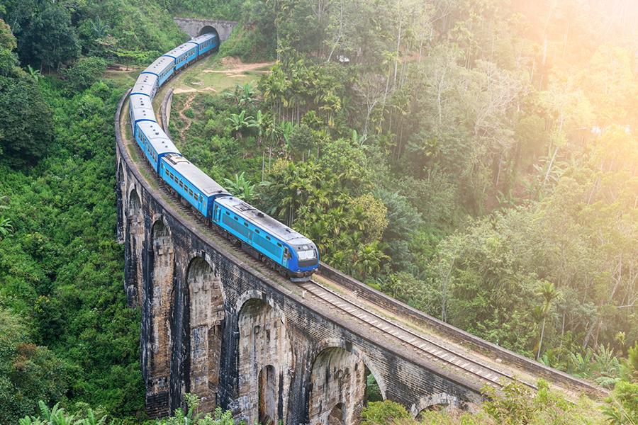Deze treinreizen verdienen een plekje op je bucket-list! - Daily Cappuccino - Lifestyle Blog