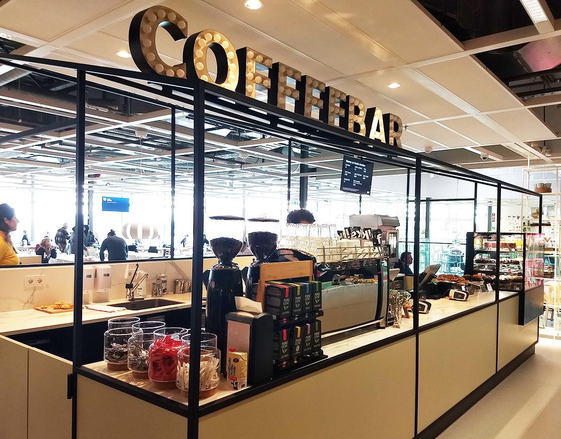 Echte barista koffie in de eerste Nederlandse Coffee Bar van IKEA - Daily Cappuccino - Lifestyle Blog