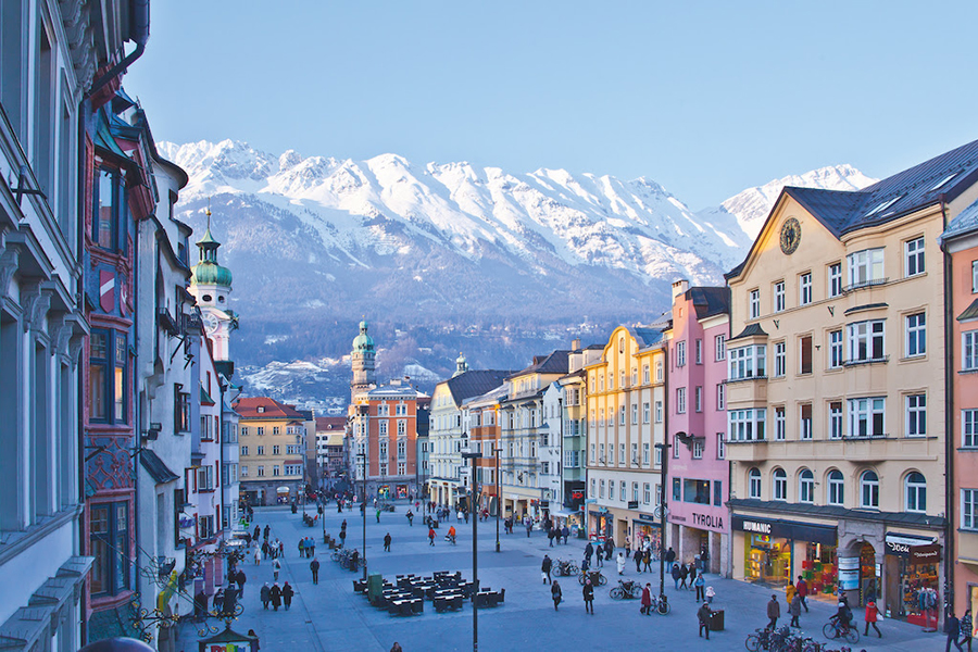 48 uur in (zomers óf winters) Innsbruck - Daily Cappuccino - Lifestyle Blog
