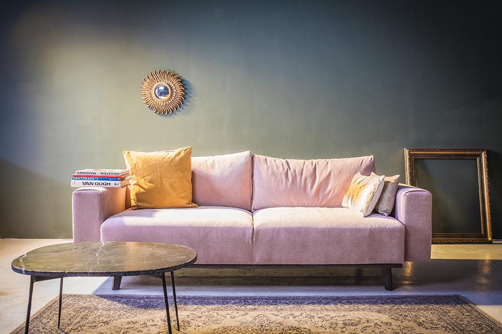 Je eigen design zitbank 'ontwerpen' bij 4x6SOFA - Daily Cappuccino - Lifestyle Blog