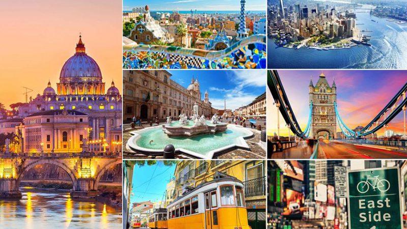 In deze steden moet je zijn voor de architectuur! - Daily Cappuccino - Lifetstyle Blog