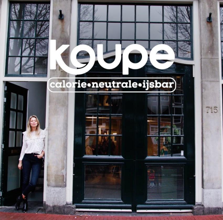 IJsjes betalen met verbrande calorieën bij pop-up ijsbar Koupe - Daily Cappuccino - Lifestyle Blog