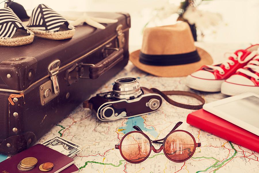 10 dingen die je zeker niet moet vergeten als je op vakantie gaat - Daily Cappuccino - Lifestyle Blog