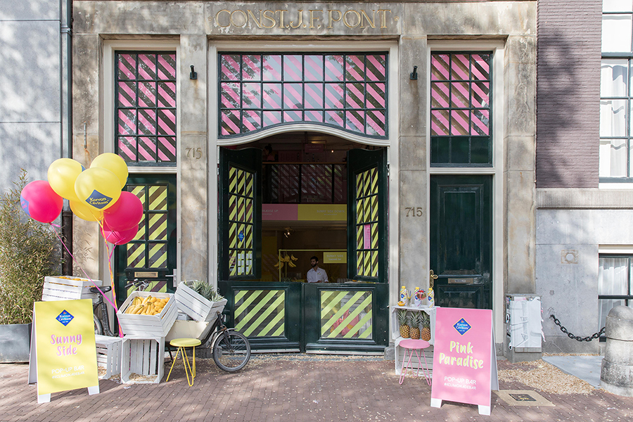 Must visit: de Limonade Pop Up Bar - Daily Cappuccino - Lifestyle Blog