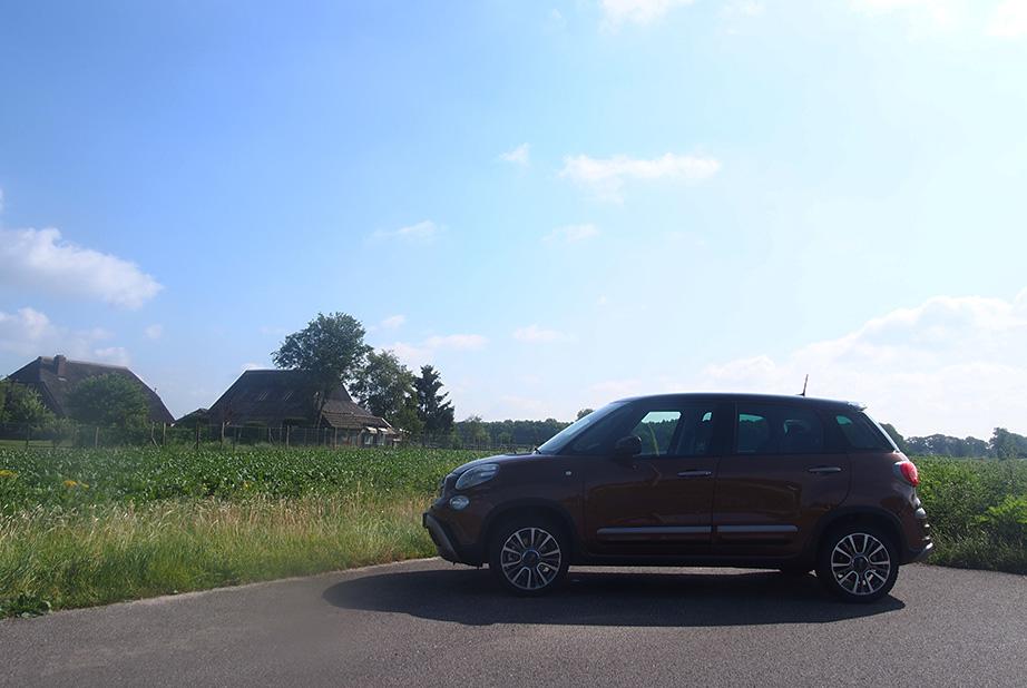 Getest: de Fiat 500L, een auto voor 'tutta la famiglia' - Daily Cappuccino - Lifestyle Blog