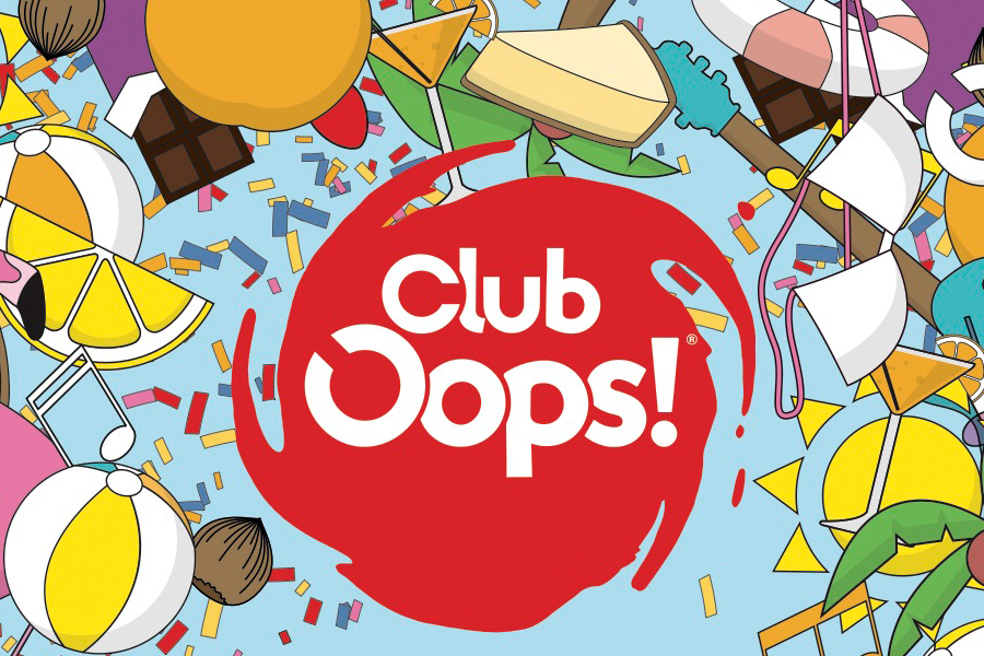Winnen: 5 x 2 tickets voor Club Oops! - Daily Cappuccino - Lifestyle Blog