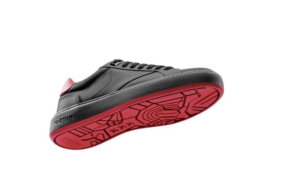 Sneakers gemaakt van Amsterdamse kauwgom - Daily Cappuccino - Lifestyle Blog