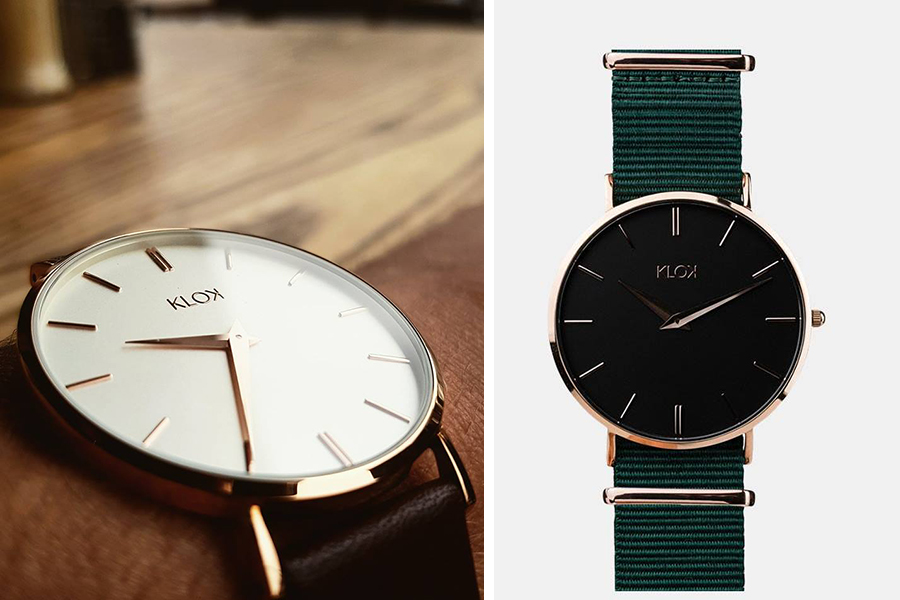 Gespot: de horloges van Klok (what's in a name!) - Daily Cappuccino - Lifestyle Blog
