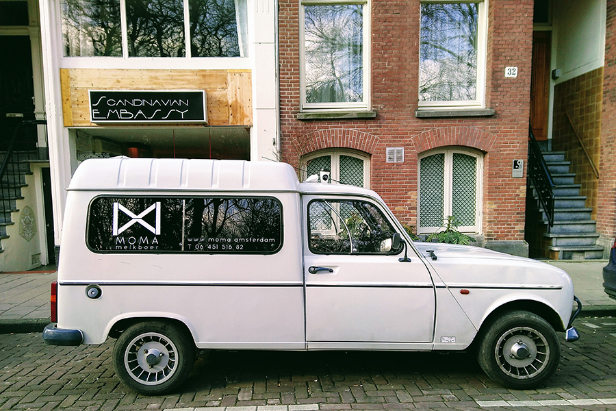De comeback van de melkboer! - Daily Cappuccino - Lifestyle Blog