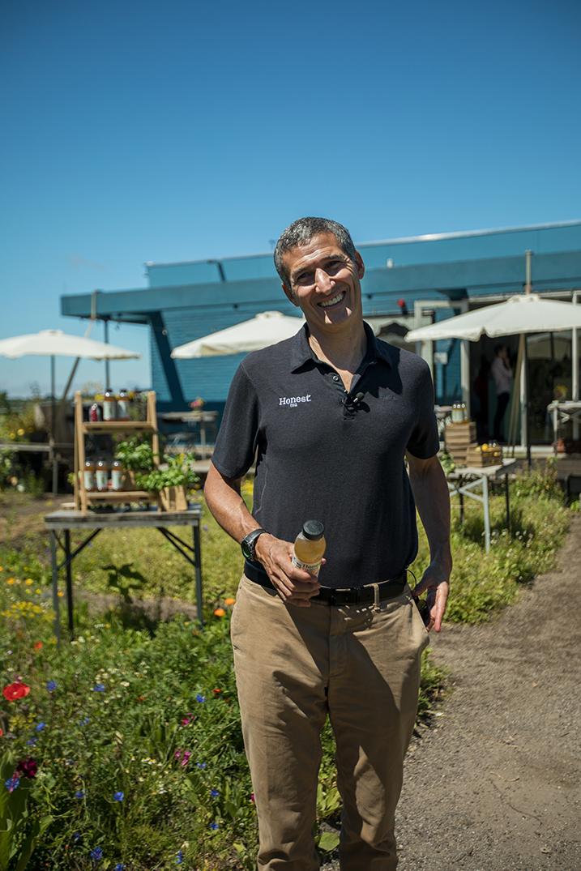 Op de (biologische) thee bij het groenste dak van Rotterdam - Daily Cappuccino - Lifestyle Bllog