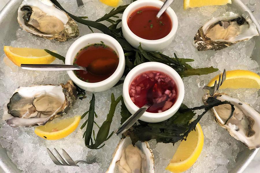 The Oyster Club, mondiaal genieten- Daily Cappuccino - Lifestyle Blog