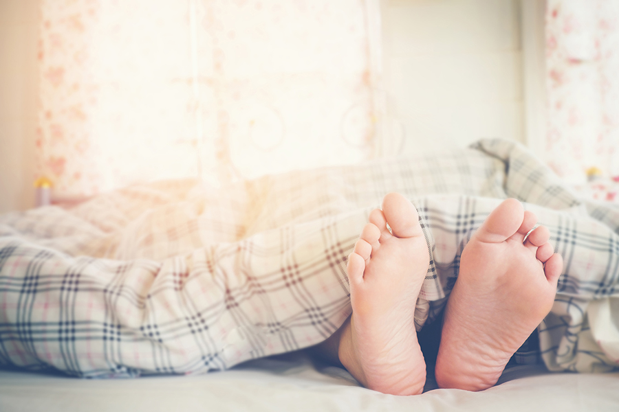 Slapen als een roos op een Simba matras? Wij deden de test! - Daily Cappuccino - Lifestyle Blog
