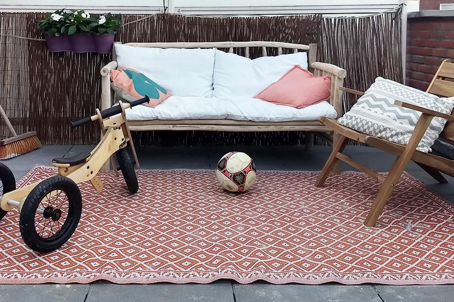 Vier goede tips om een tropisch terras te creëren! - Daily Cappuccino - Lifestyle Blog