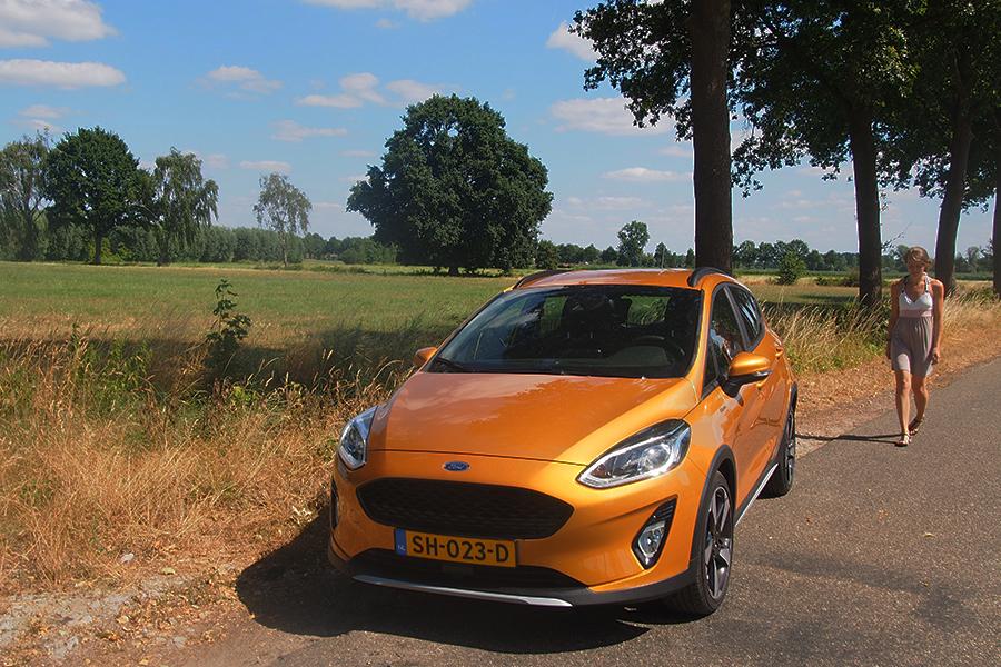 Getest: de paden op, de lanen in met de Ford Fiesta Active - Daily Cappuccino - Lifestyle Blog