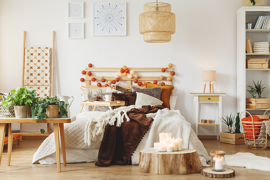 Wooninspiratie: zo creëer je meer sfeer in huis - Daily Cappuccino - Lifestyle Blog
