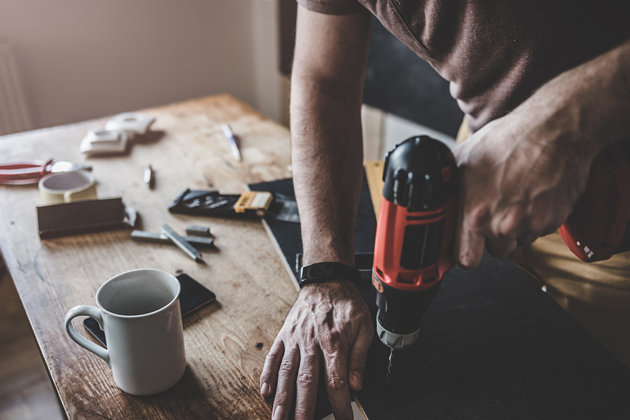 Twee linkerhanden? Zo wordt klussen in huis toch leuk - Daily Cappuccino - Lifestyle Blog