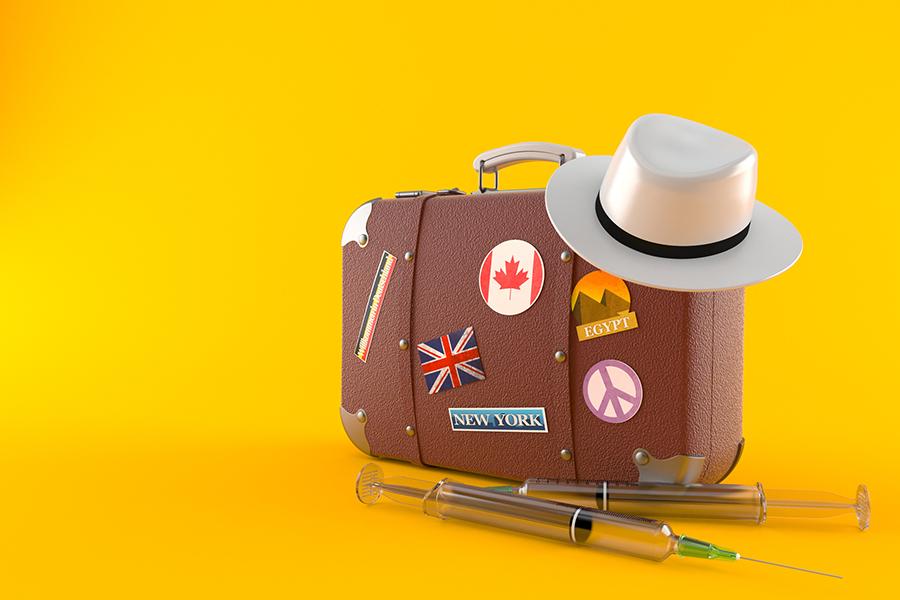Verre reis gepland? Zo krijg je je vaccinaties vergoed - Daily Cappuccino - Lifestyle Blog