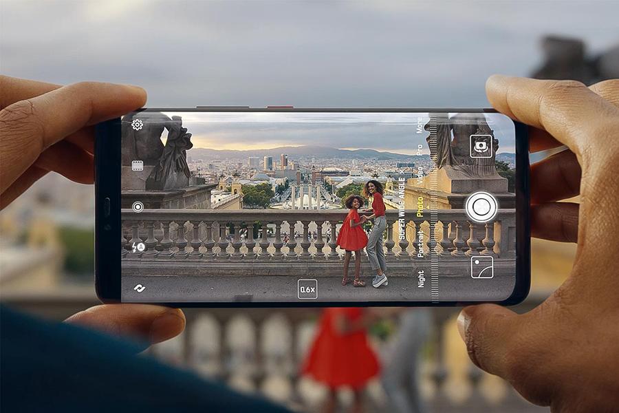 Launch nieuwe Huawei Mate 20(Pro), met encyclopedie, reisgids én calorieënteller