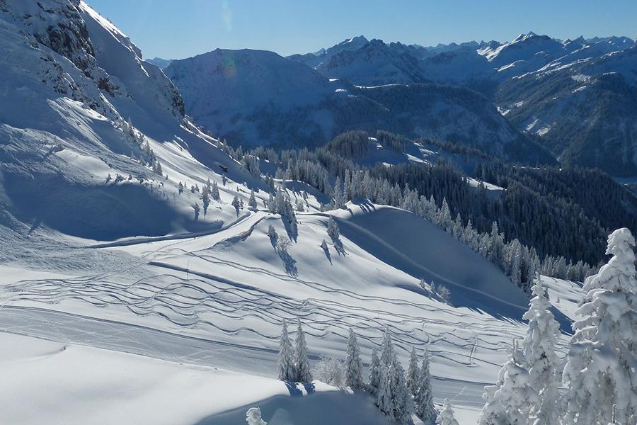A taste of skiing, skisafari op z'n allerbest!