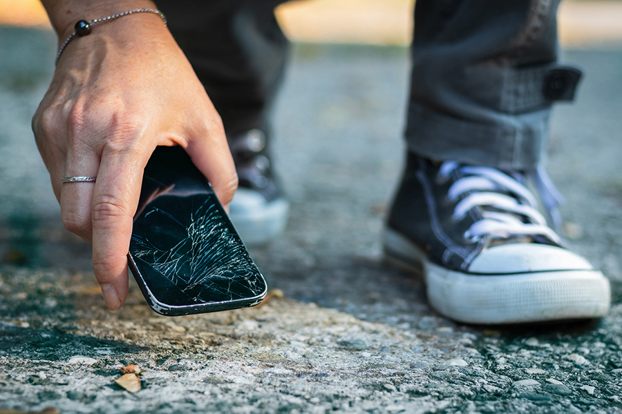 5 x wat te doen als je iPhone scherm kapot is