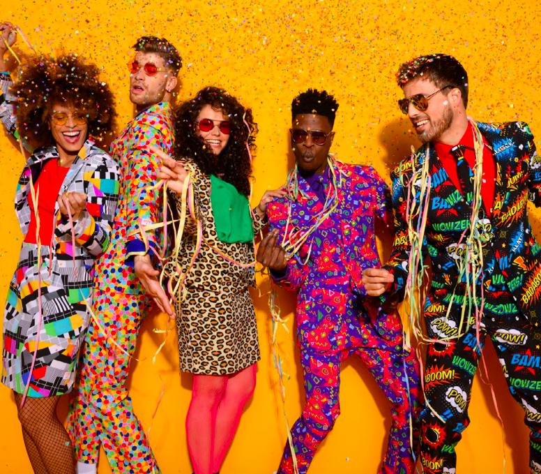Dit zijn dé leukste carnaval-outfits voor dit jaar