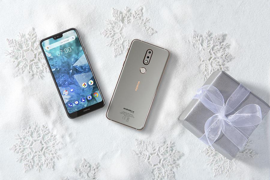 December cadeautip: de betaalbare nieuwe Nokia 7.1