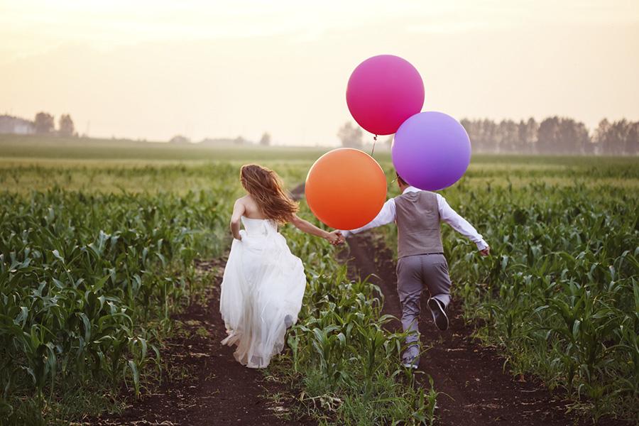 Een standaard bruiloft? Zo pak je het net even wat anders aan!