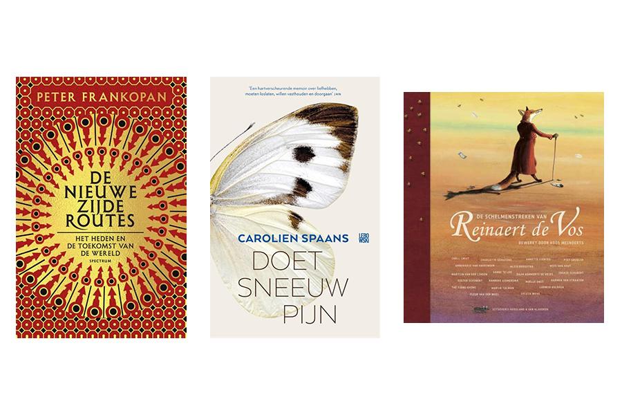 8 x deze boeken moeten op je must read list