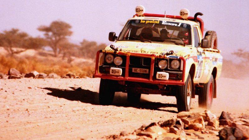 Onze blik op: Dakar 2019