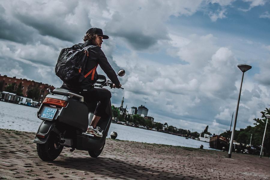 Trend gespot: de elektrische scooter