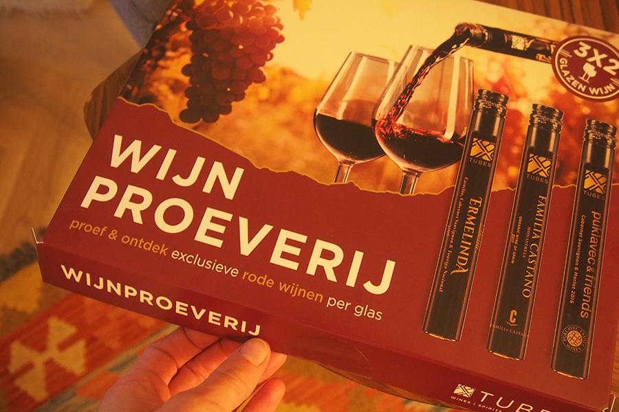 Review: een wijnproeverij aan huis