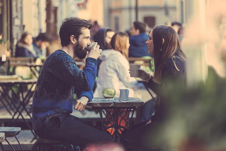 4 x tips om beter te flirten