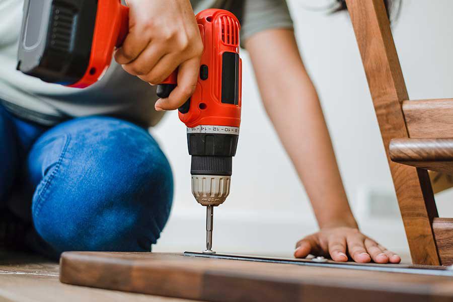 Tips om je eigen meubels te maken