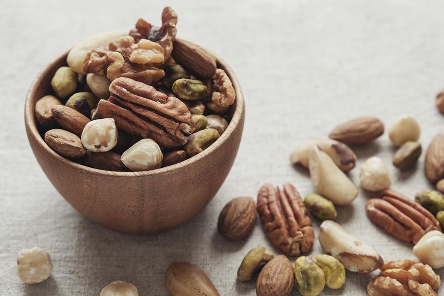5 redenen waarom noten zo gezond zijn