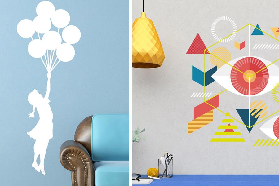 How to: kale muren in je huis opleuken