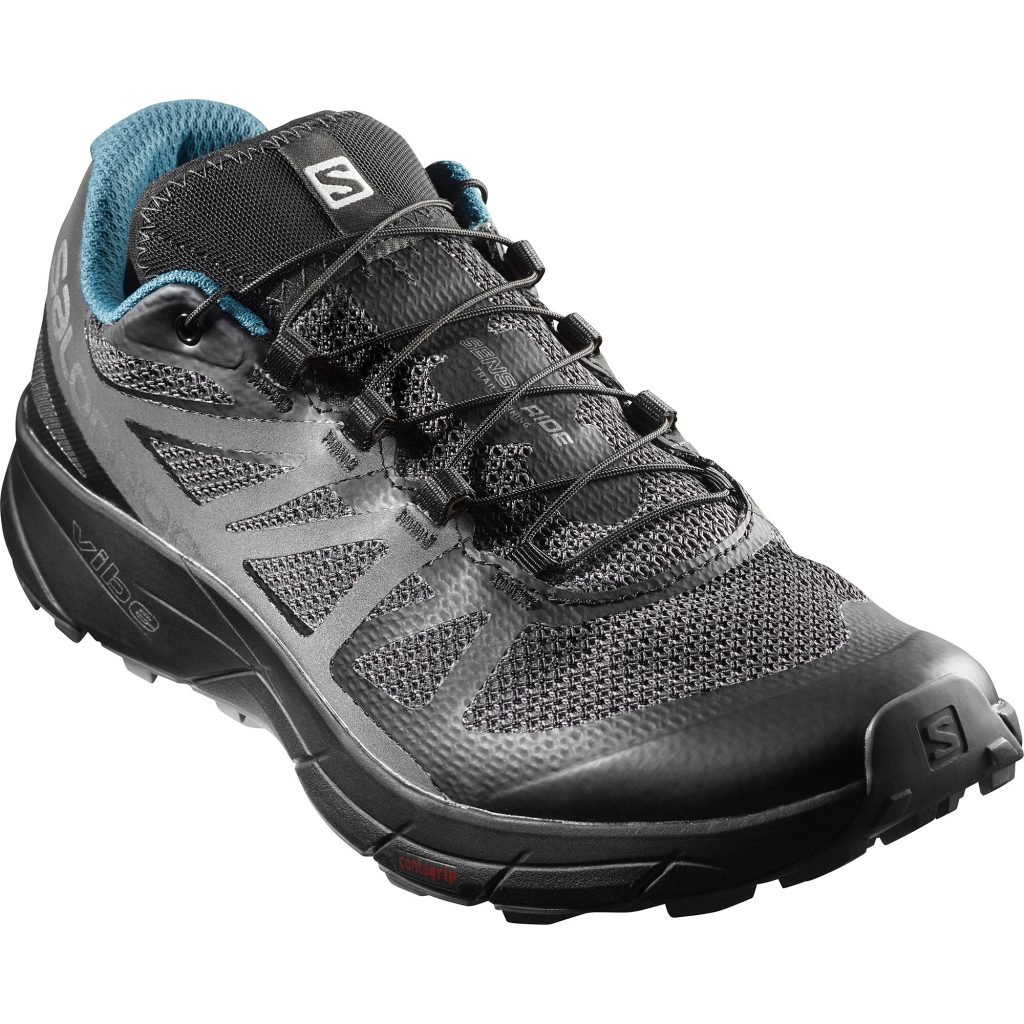 Review Salomon Nocturne Sense trailschoen: ready to play?