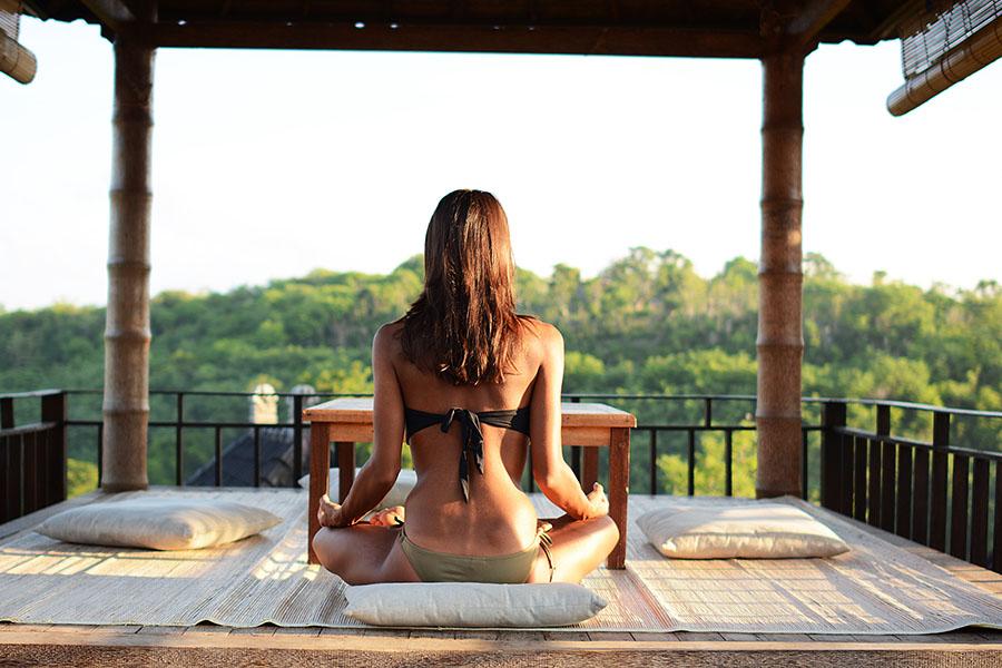 6 x aan je goede voornemens werken op je vakantiebestemming