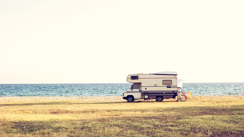 Dit zijn de leukste kampeerbusjes om mee te reizen