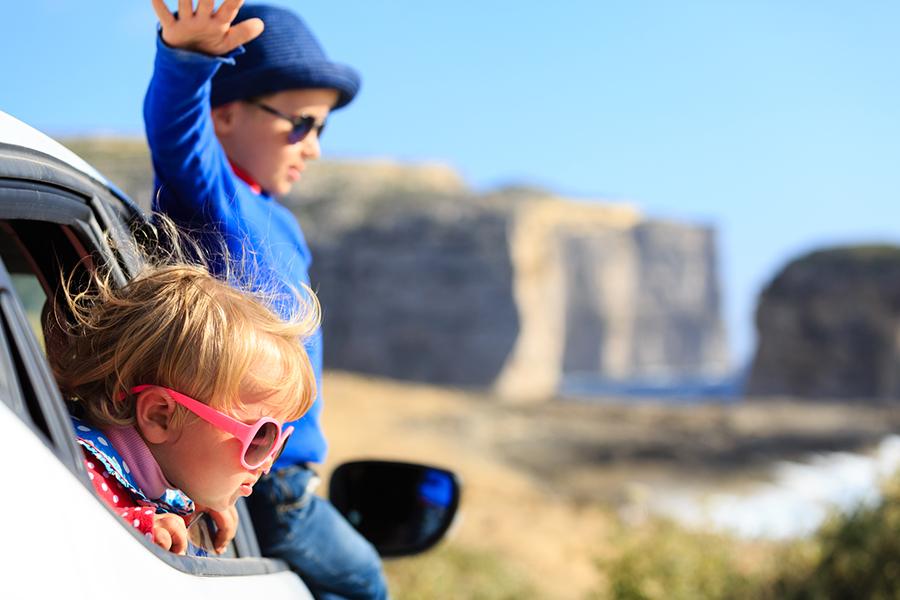 5 x tips voor een veilige family roadtrip