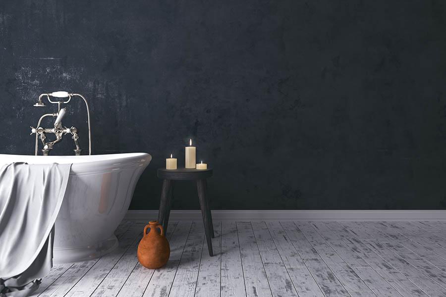 Zo tover je jouw badkamer om in een spa aan huis