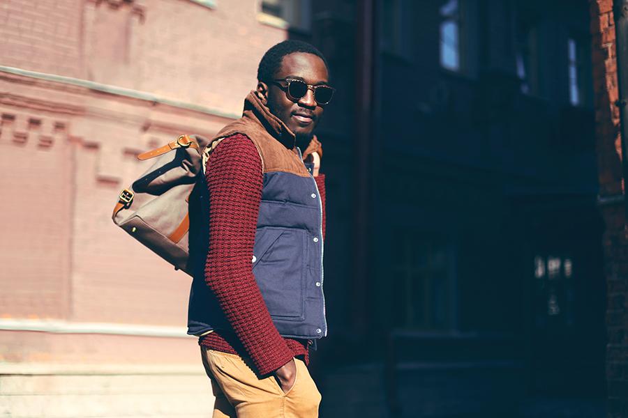 Mode voor mannen in 2019