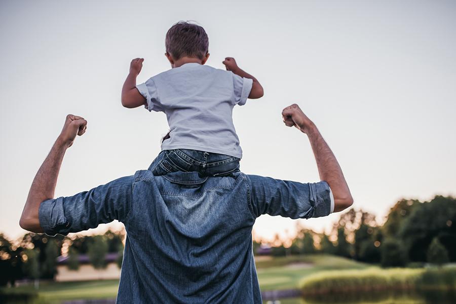 5 x de leukste activiteiten om als (jonge) vader met je kind te doen