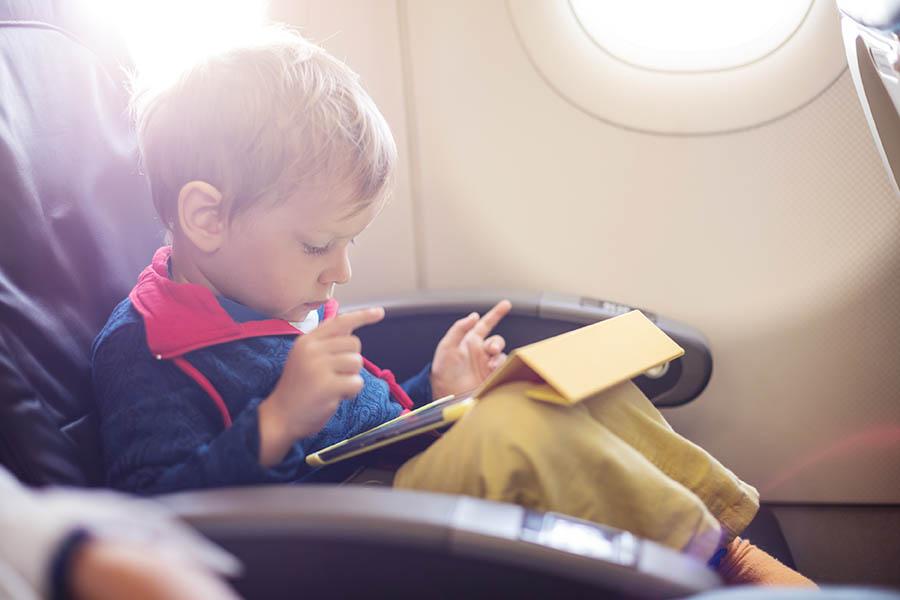 Reizen met kids: de leukste apps voor onderweg