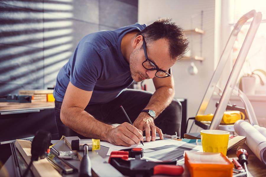 Uitbouw aan je huis? Drie manieren om het te financieren